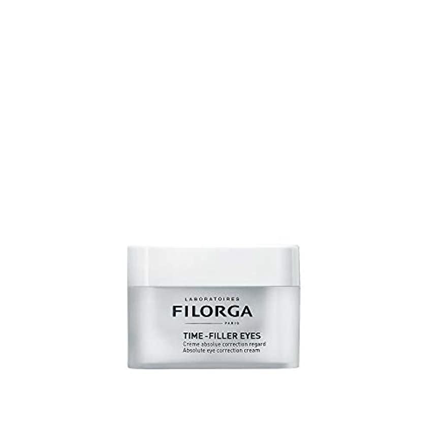 荒野夕暮れヒゲFilorga Time-Filler Eyes Crema Absoluta Corrección Contorno De Ojos 15Ml