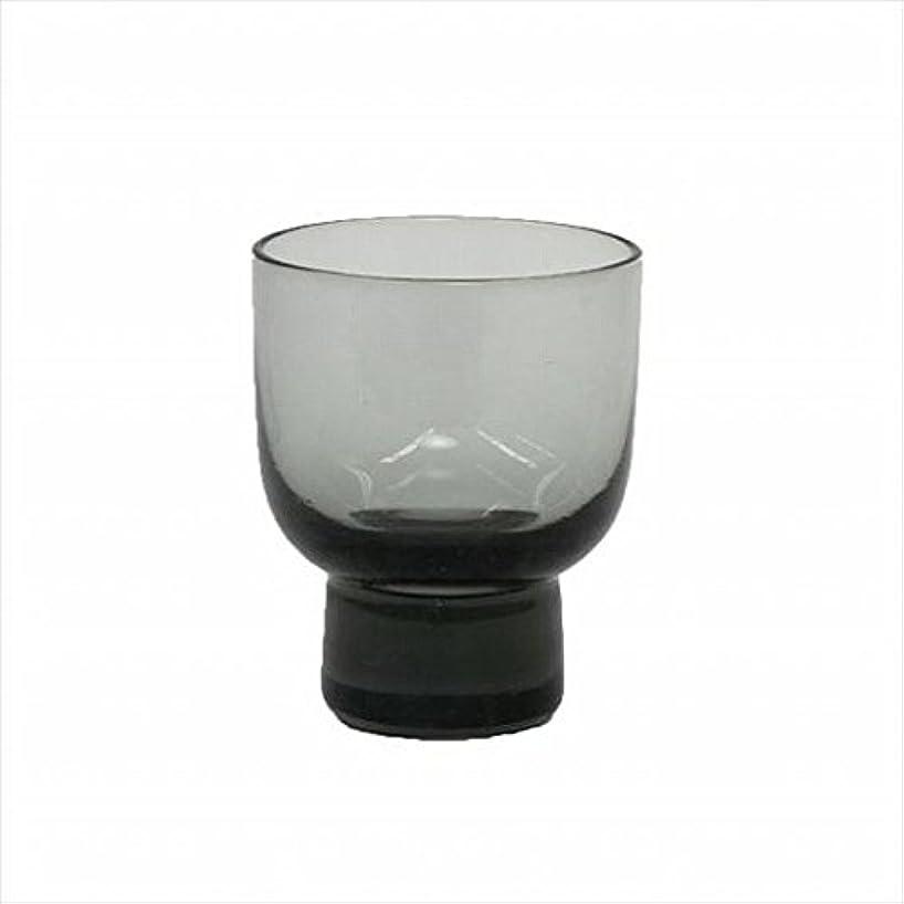 ピンポイント濃度憂鬱なkameyama candle(カメヤマキャンドル) ロキカップ 「 スモーク 」 キャンドル 58x58x70mm (I8236100SM)