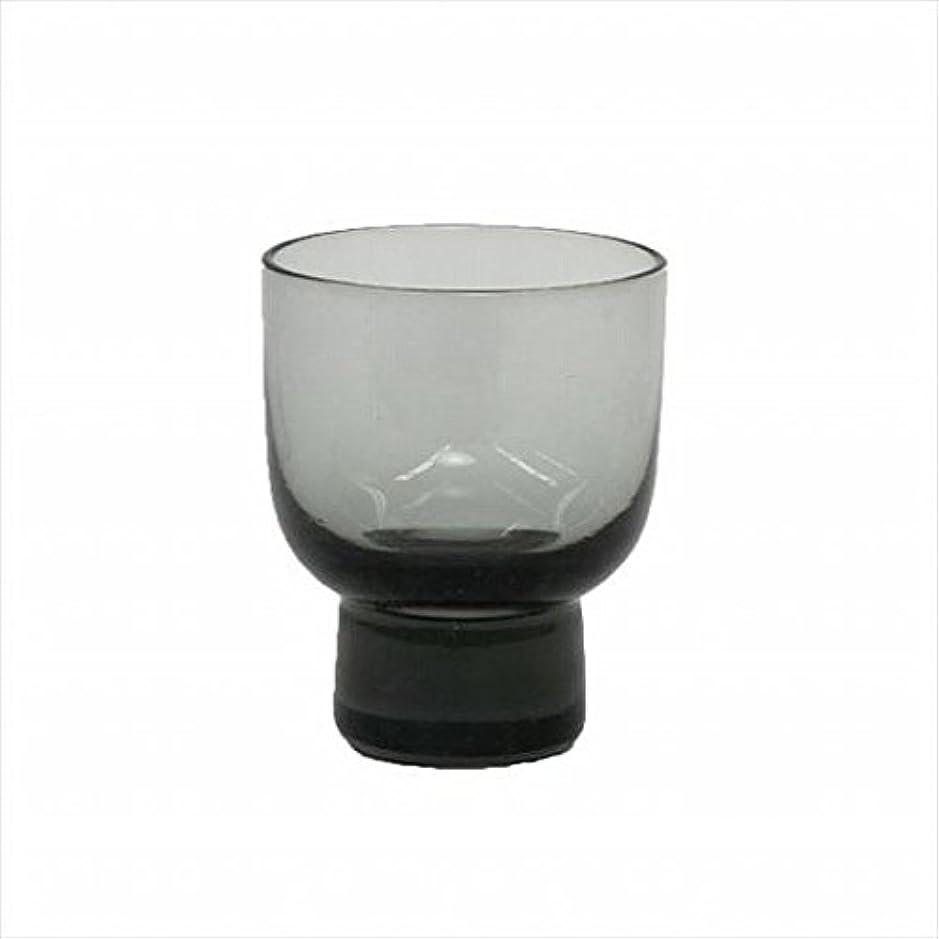 維持するピグマリオン正統派kameyama candle(カメヤマキャンドル) ロキカップ 「 スモーク 」 キャンドル 58x58x70mm (I8236100SM)