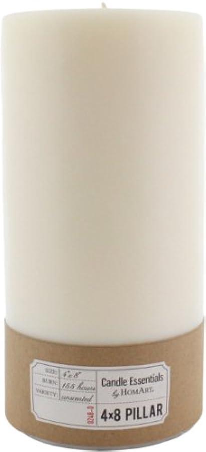 光電はさみオーバーコートHomArtピラー4 x 8 (アイボリー) 4-Inch by 8-Inch 0248-0