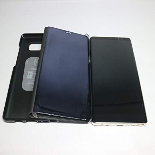 au Galaxy Note8 SCV37 メープルゴールド