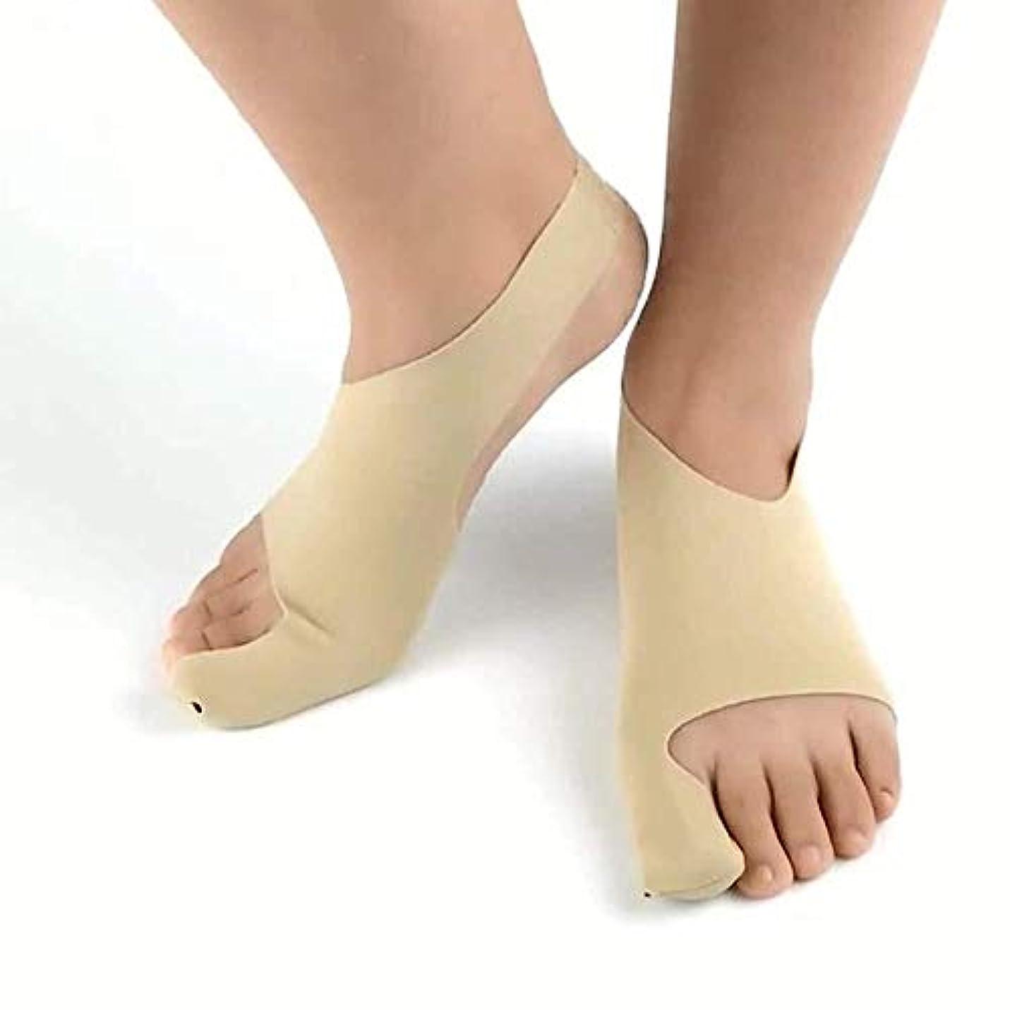 背の高い快適すすり泣き外反母ortho装具、超薄型整形外科大足指外反母gusは、ランニング/スポーツの治療と足の痛みの緩和をサポートします,L