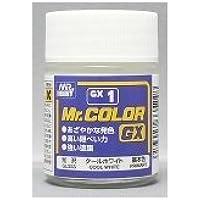 まとめ買い!! 6個セット「Mr.カラーGX クールホワイト GX1」