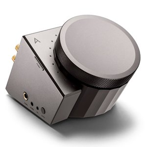 Astell&Kern ACRO L1000 [Gun Metal] ハイレゾ・バランス出力対応DAC内蔵デスクトップ型ヘッドホンアンプ