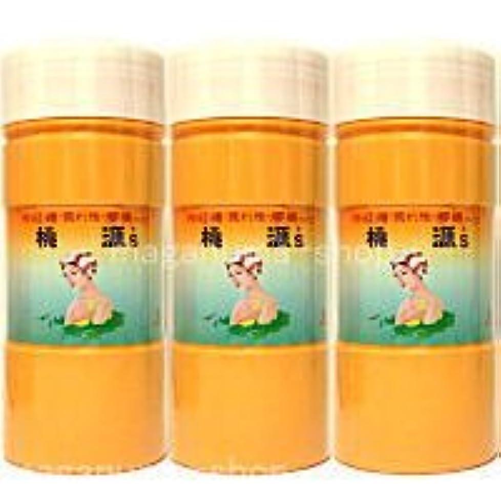 有効化スズメバチ減らす桃源S  1100g 3個