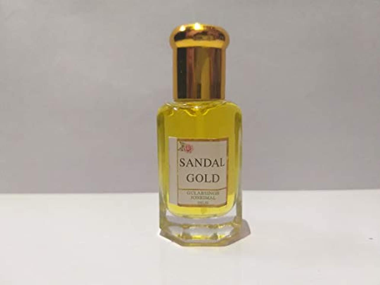 序文なかなかスポットSandal/白檀 / Chandan Attar/Ittar concentrated Perfume Oil - 10ml Beautiful Aroma