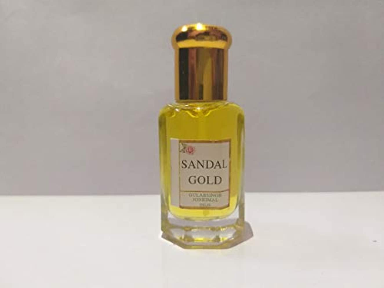 Sandal/白檀 / Chandan Attar/Ittar concentrated Perfume Oil - 10ml Beautiful Aroma
