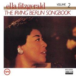 ジ・ア-ヴィング・バ-リン・ソングブック VOL.2 (THE IRVING BERLIN SONGBOOK VOL.2) (MEG-CD)