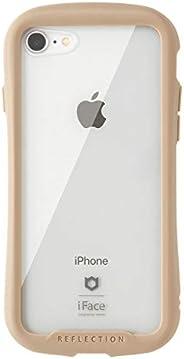 iFace Reflection iPhone SE 2020 第2代/8/7 手機殼 透明 鋼化玻璃 [米色]
