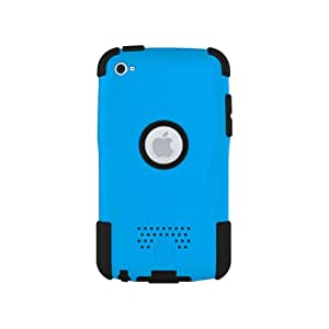 Trident 高耐衝撃性+防塵機能 iPod Touch 4 ケース Aegis シリーズ (ブルー)