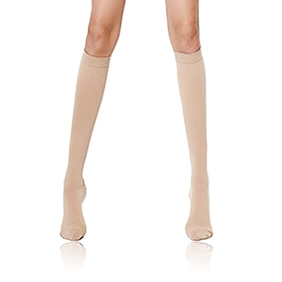 控えめなスラム街シャッターMEJORMEN 着圧ソックス 段階式圧力設計(40-50mmHg) 着圧靴下 美脚ケア お出かけ用 強圧 弾性ソックス 足の疲れ/むくみ解消 1足 男女兼用 3種類ライプ S~XXL
