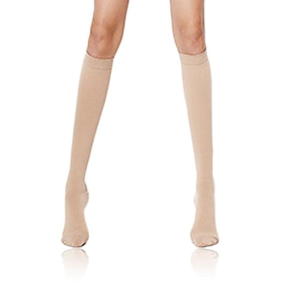 利用可能舞い上がるルアーMEJORMEN 着圧ソックス 段階式圧力設計(40-50mmHg) 着圧靴下 美脚ケア お出かけ用 強圧 弾性ソックス 足の疲れ/むくみ解消 1足 男女兼用 3種類ライプ S~XXL