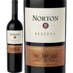 2012年 カベルネ・ソーヴィニヨン・レゼルヴァ / ボデガ・ノートン / アルゼンチン750ml / 赤ワイン