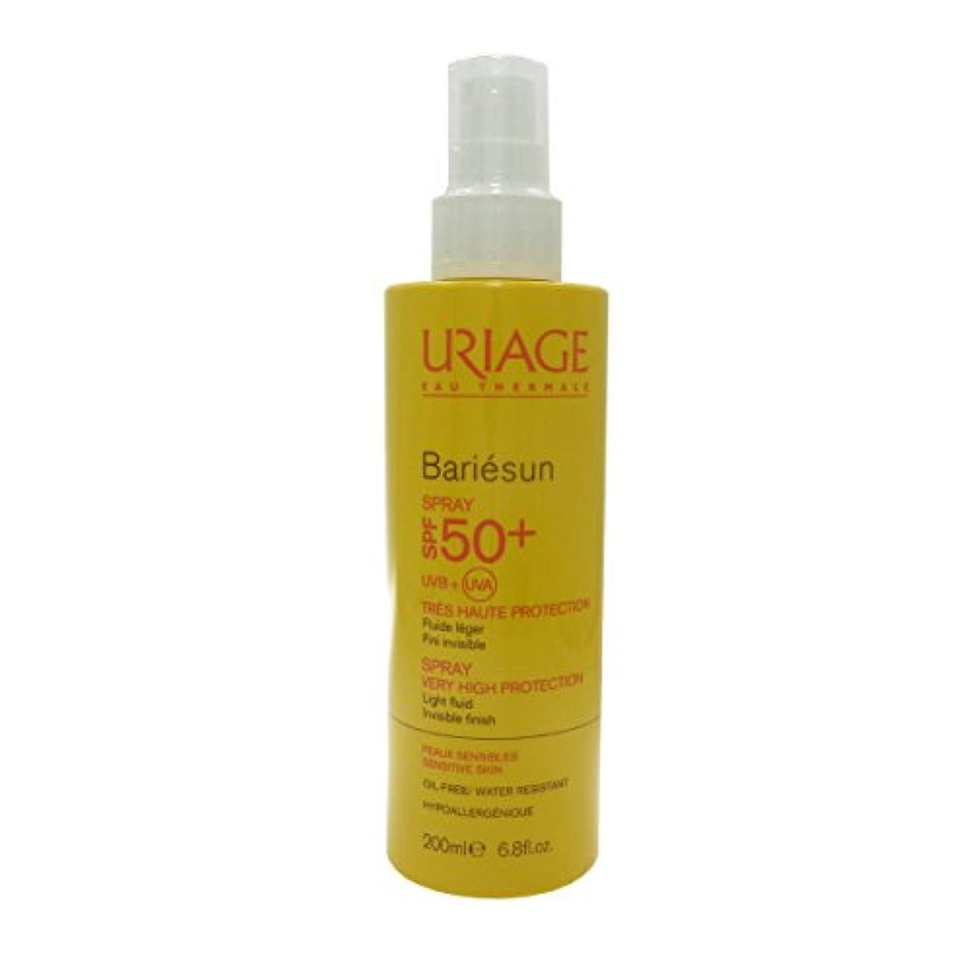 スロー追放する固体Uriage Bariesun Spray Spf 50+ 200ml [並行輸入品]