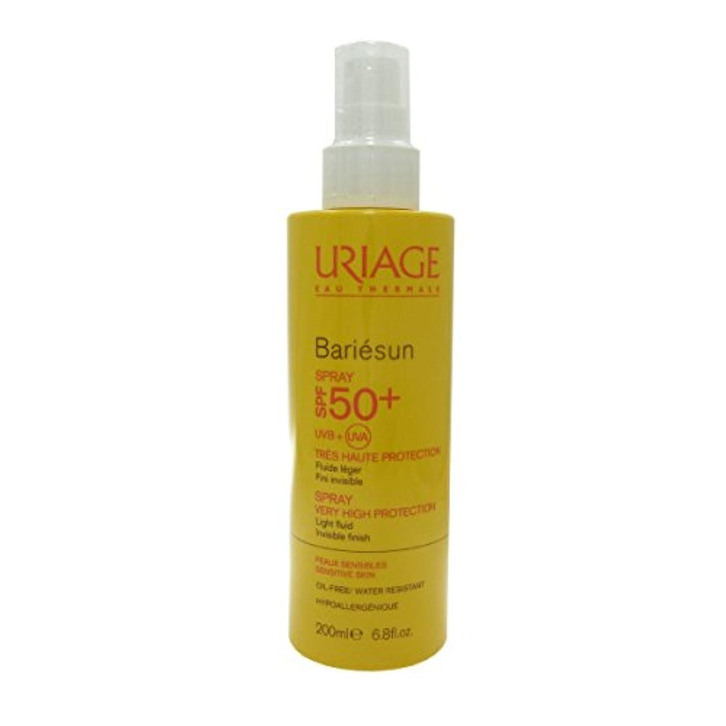 製作外部ケニアUriage Bariesun Spray Spf 50+ 200ml [並行輸入品]