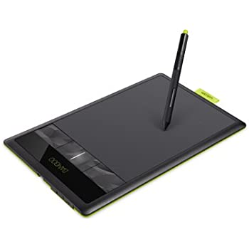 Wacom ペンタブレット Sサイズ ブラック フォトショップエレメンツ&ペインターエッセンシャル付属 Bamboo Fun CTH-470/K1