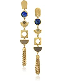 Danielle Nicole Mosi Drop Earrings
