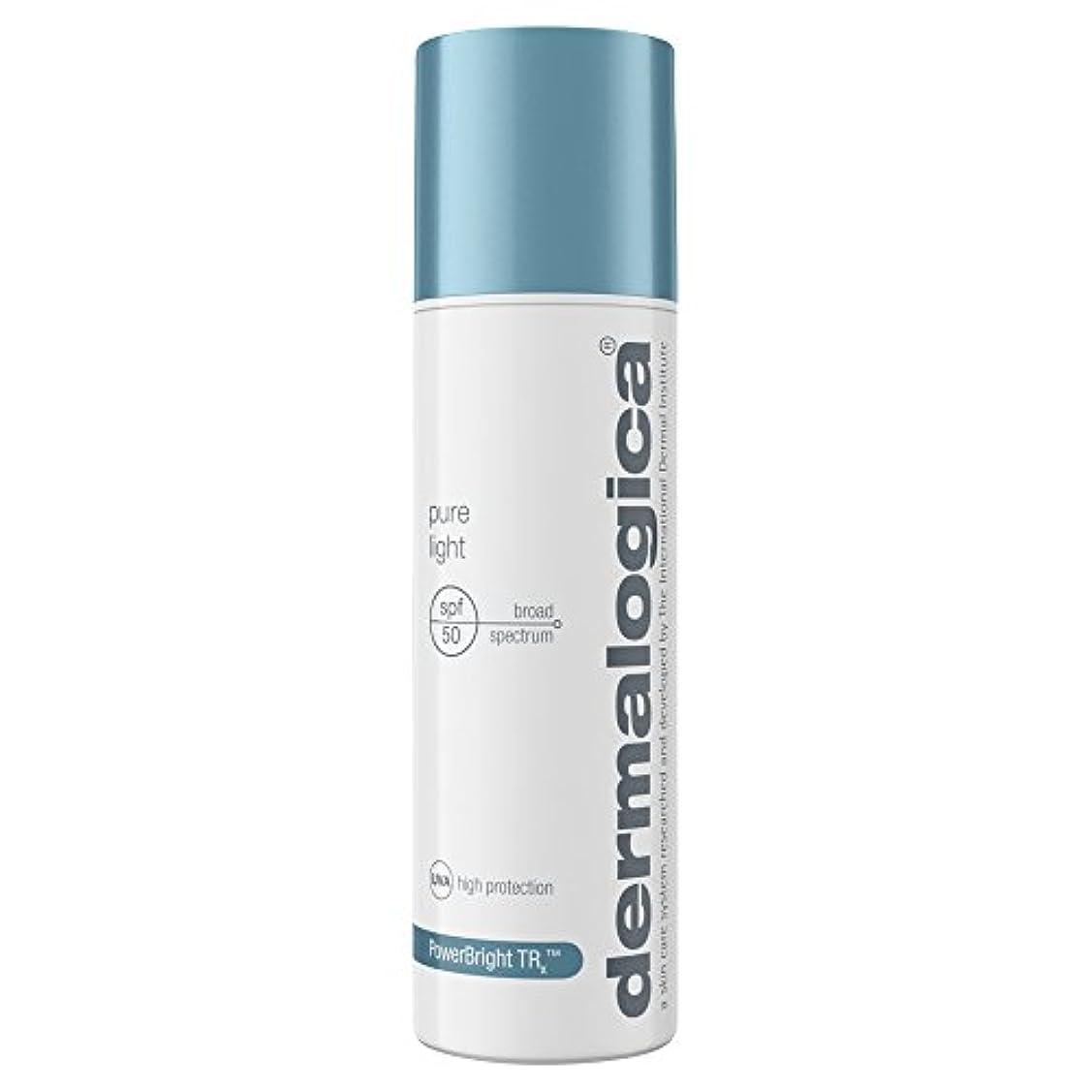 抹消風邪をひくオーストラリア人Dermalogica PowerBright TRx? Pure Light SPF 50 50ml (Pack of 6) - ダーマロジカ ?純粋な光 50 50ミリリットル x6 [並行輸入品]