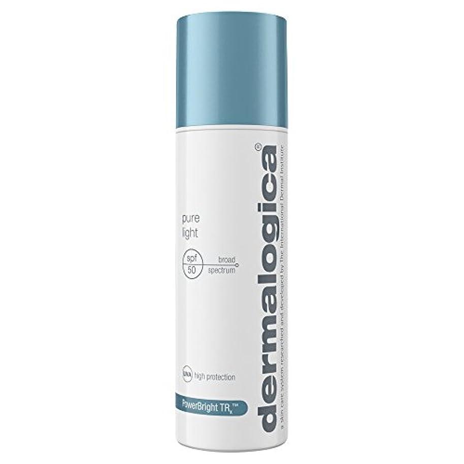 第自明小麦粉Dermalogica PowerBright TRx? Pure Light SPF 50 50ml (Pack of 6) - ダーマロジカ ?純粋な光 50 50ミリリットル x6 [並行輸入品]