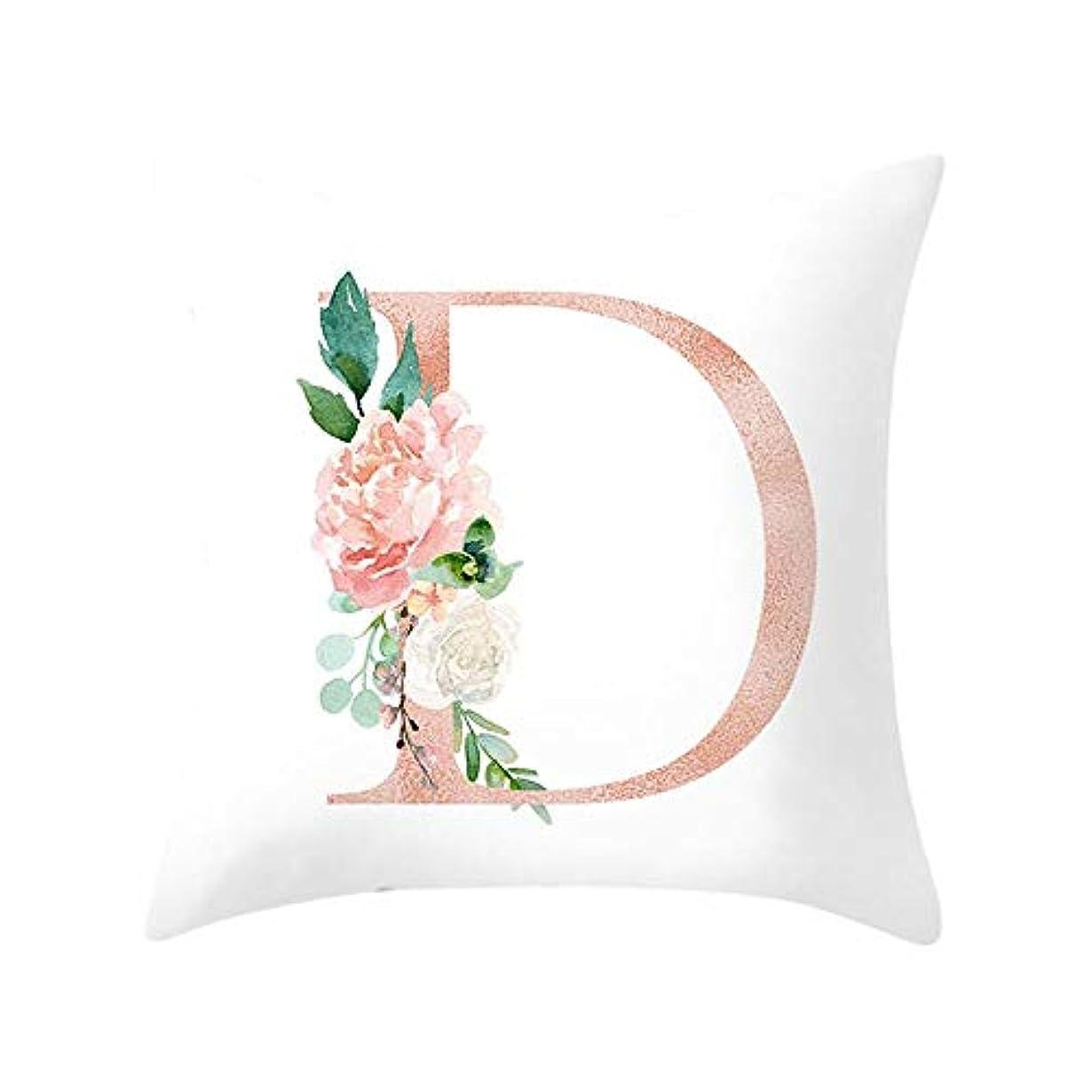 塗抹実装するチーフLIFE 装飾クッションソファ手紙枕アルファベットクッション印刷ソファ家の装飾の花枕 coussin decoratif クッション 椅子
