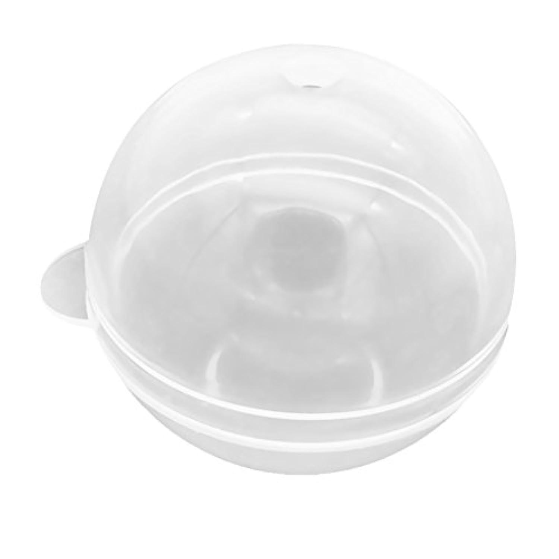 Fityle 1セット ボール 球形 シリコン鋳型 60mm 模型/見本作り DIYクラフト 樹脂金型 手作道具 鋳造ケース