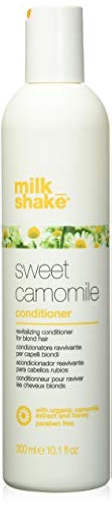分類以前はコンペmilk_shake sweet camomile shampoo for revitalizing blonde hair - 300ml by Z-One Concept