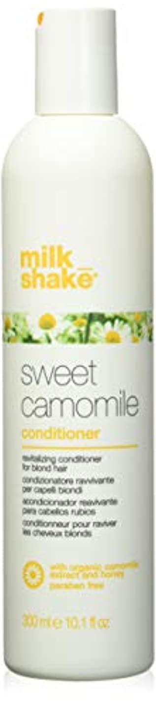 アイロニー病んでいる今日milk_shake sweet camomile shampoo for revitalizing blonde hair - 300ml by Z-One Concept