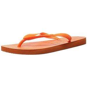[ハワイナス] ビーチサンダル TOP 4000029 neon orange Others 41/42(27.0~27.5 cm)
