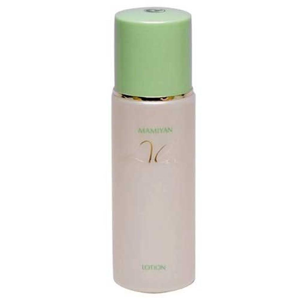 ブリーフケースボランティア年金マミヤンアロエ基礎化粧品シリーズ アロエローション 120ml 肌にやさしくなじむ化粧水