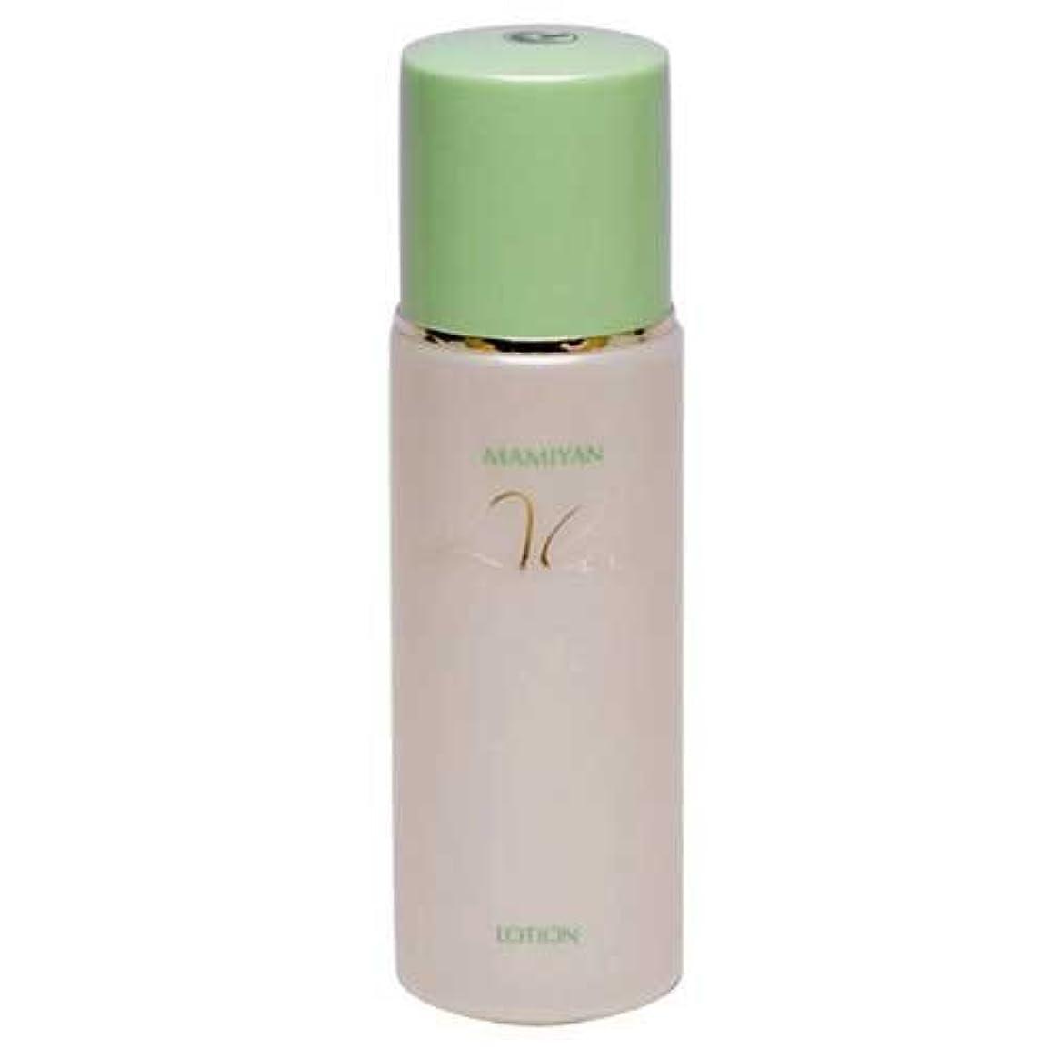家禽療法たまにマミヤンアロエ基礎化粧品シリーズ アロエローション 120ml 肌にやさしくなじむ化粧水