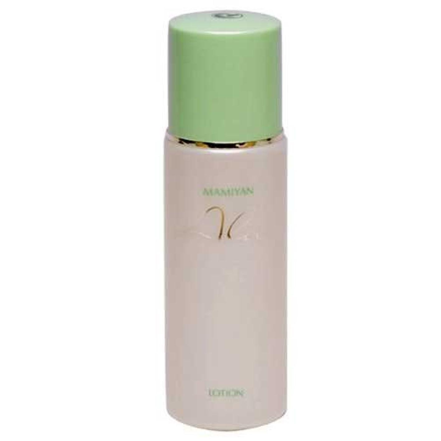 シリング港ほのめかすマミヤンアロエ基礎化粧品シリーズ アロエローション 120ml 肌にやさしくなじむ化粧水