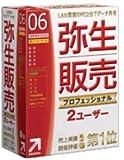 【旧商品】弥生販売 プロフェッショナル 06 <2ユーザー>