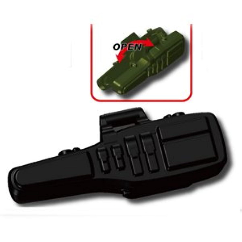LEGOカスタム品 アーミー 装備品 武器 Black ?Tactical Rifle Case(BF02) 【並行輸入品】