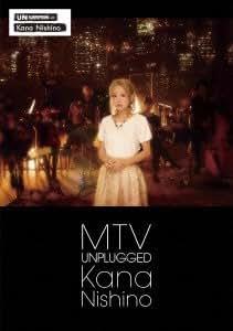 MTV Unplugged Kana Nishino(通常盤) [DVD]