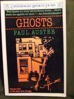 Ghosts (New York Trilogy)