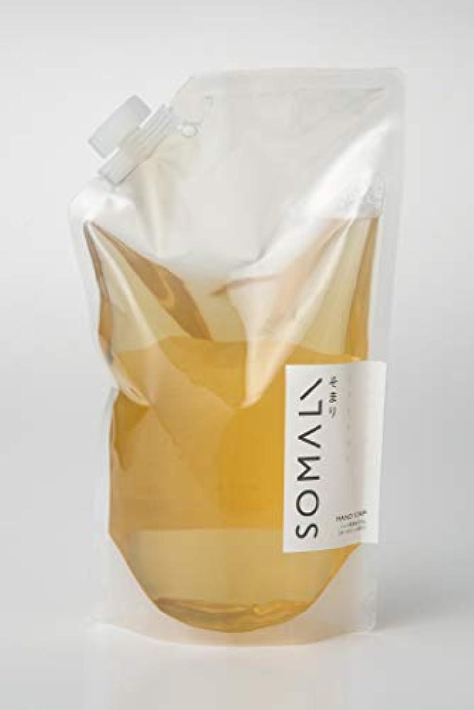 花束顕著範囲ソマリ(SOMALI)ハンドソープ(ローズマリー) (1,000ml)
