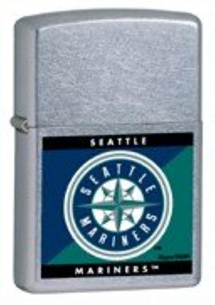 苦しめるモルヒネお手伝いさんZippo Seattle Mariners シアトル?マリナーズ 2004年 MLB ジッポー