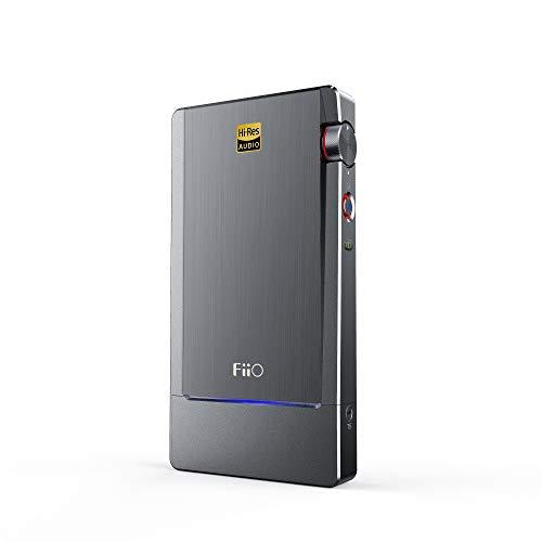 フィーオ ポータブルヘッドフォンアンプ2.5mmバランス出力AM3A装備FiiO FIO-Q5-AM3A