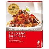 ピエトロ 洋麺屋ピエトロ なすとひき肉の辛味スパゲティ 120g×5箱入