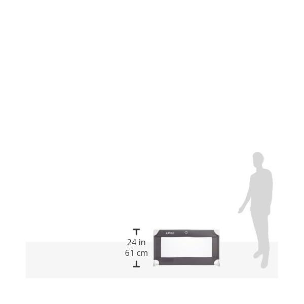 カトージ ポータブルベッドガードSB付 90c...の紹介画像9