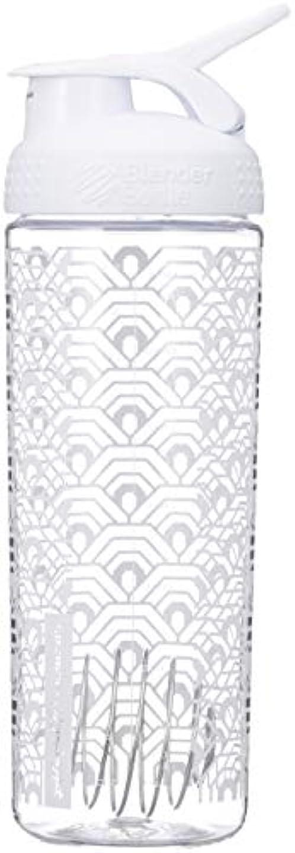 こしょう主張消化ブレンダーボトル 【日本正規品】 ミキサー シェーカー ボトル Sports Mixer 28オンス (800ml) クラムシェルホワイト BBSMSL28 CLWH