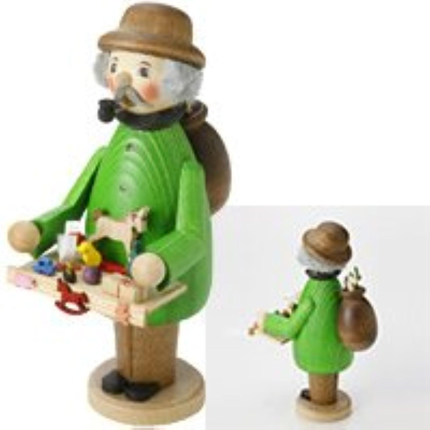 プット悪因子飾るクーネルト インセンススタンド(香皿) パイプマン MINI ミニおもちゃ売りB