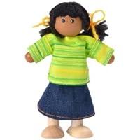 Plan Toys African American Girl人形