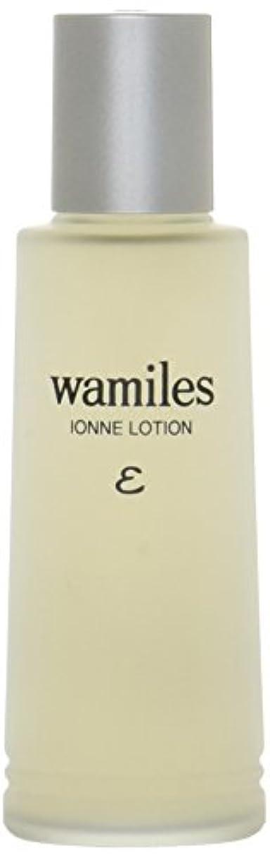 金貸し会議療法wamiles/ワミレス ベーシックライン イオンヌ ローション 100ml
