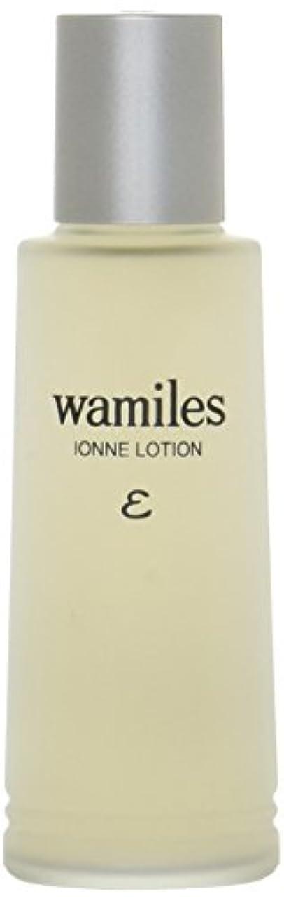 騒乱爆発粒子wamiles/ワミレス ベーシックライン イオンヌ ローション 100ml
