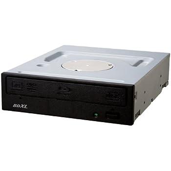 パイオニア BDXL対応RoHS準拠S-ATA内蔵BD/DVDライター ブラック ソフト付 バルク品 BDR-207MBK/WS