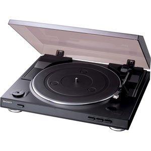 ソニー SONY ステレオレコードプレーヤー PS-LX300USB PSLX300USB C