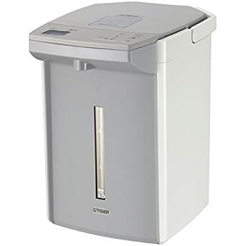 タイガー 電気ポット 3L ホワイト 蒸気レス 節電 VE 保温 とく子さん PIJ-A300-W