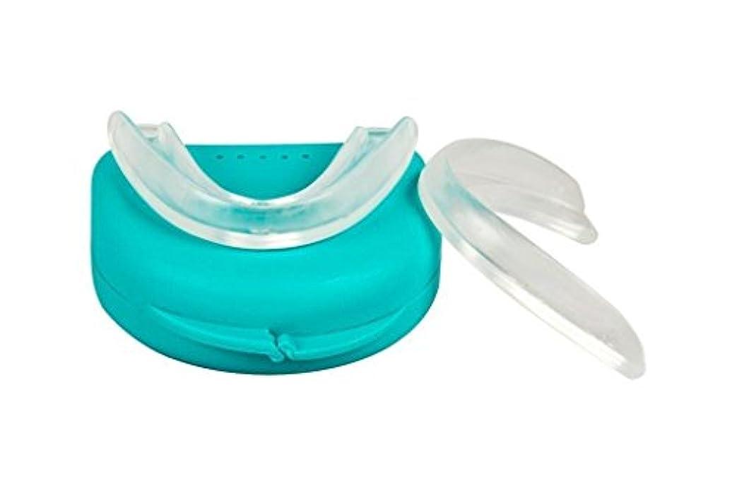 仮定するビリーヤギ大気ナイトプロテクター お湯で作れるマウスピース いびき?歯ぎしり防止