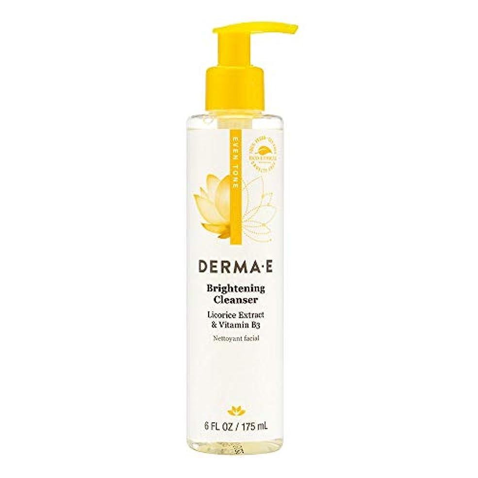 Derma E Even Tone Brightening Cleanser 175ml/6oz並行輸入品